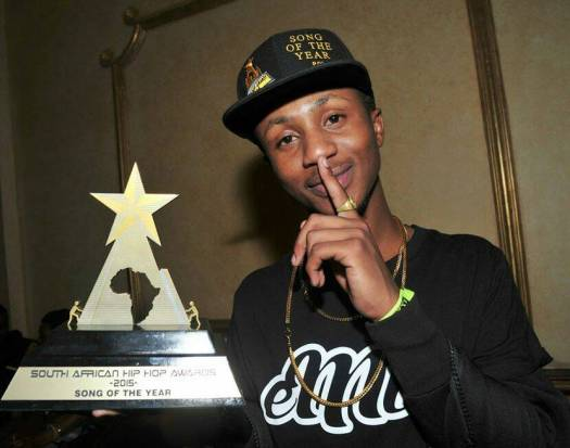 Emtee5 song of the year 2017